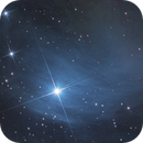Merope Nebula,                                John Michael Bellisario