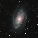 M81 Bode's Galaxy,                                BrianF