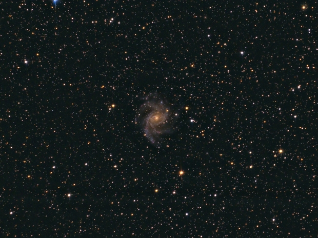NGC 6946,                                GrzegorzCzernecki
