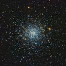 M107 Globular Cluster,                                Jerry Macon