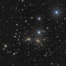 Galaxies in Coma Berenice,                                Régis Le Bihan