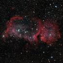 Soul Nebula RGB,                                Jeff Dorman