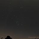 Urban Astrophotography - Orion Constellation,                                John Butler
