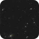 "The Galactic ""Q"" - Center of the Virgo Cluster,                                pete_xl"