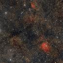 Stars, Dust and Nebulosity in Vulpecula,                                Martin Mutti