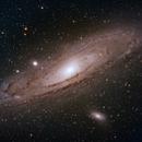 Andromeda Galaxy (M31),                                Marco Rapino