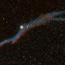 Witch's Nebula (NGC 6960),                                JMDean