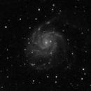 M101 - 20200702 - Meade2045D at F4,                                altazastro