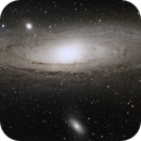 Andromeda Galaxy (M31),                                Arnau Romaguera Camps