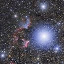 The IC 59 & IC 63 - Gamma Cas,                                Rafael Schmall