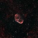Crescent Nebula NGC6888,                                henrygoo74d