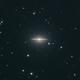 Sombrero Galaxy,                                Mauricio Christia...