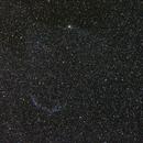 Veil Nebula 2014-09-19 ,                                evan9162