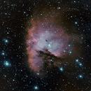 Pacman Nebula,                                christian_herold
