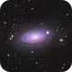 M63 (Sunflower Nebula),                                Mike_Stutters