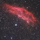 California Nebula,                                Johannes Grimm