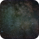 Pipe nebula of 13.09.09 - fuly reprocessed with StarTools,                                Stefano Ciapetti