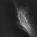 NGC 1499, Ha,                                Stephen Garretson