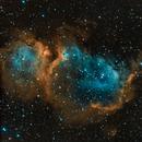 The Soul nebula,                                Mostafa Metwally
