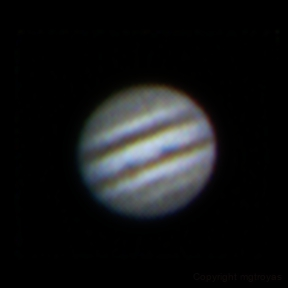My first Jupiter,                                Marcos González T...