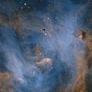 Globules in IC2944,                                Ignacio Diaz Bobillo
