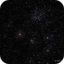 Messier 38 in LRGB,                                Scott