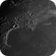 West of Crater Plato,                                astropical