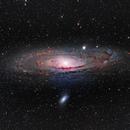 M31 Andromeda Galaxy,                                Nikolaos Karamitsos