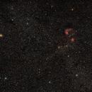 Constellation Auriga,                                Fritz