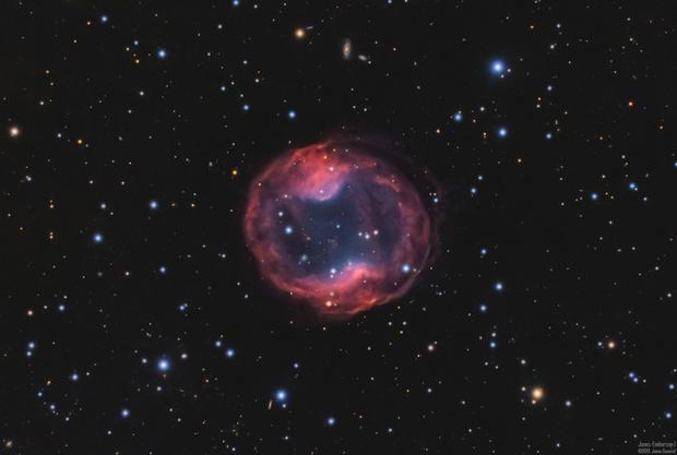 Jones-Emberson 1 (Revisited)  - A Very Blue White Dwarf,                                Jason Guenzel