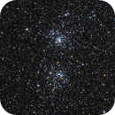 The Double Cluster in Perseus (NGC 869 and NGC 884),                                Johnny Qiu