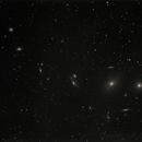 Markarian's Chain of galaxies,                                Ray Ellersick