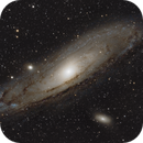 M31 from Corrales,                                CorralesRay