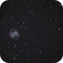 M27 - Dumbbell Nebula,                                Israel Mussi