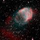 The Medusa Nebula,                                Gabe Shaughnessy