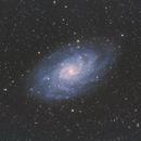 M33, The Triangulum Galaxy,                                Poochpa