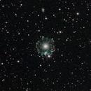 NGC 6543 Cat's Eye,                                pterodattilo