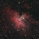 M16 - The Eagle Nebula,                                Astroflo