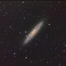 Sculptor Galaxy,                                Keith F