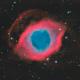 NGC 7293 - Helix Nebula - Jul 2018 v2,                                Martin Junius