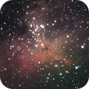 Messier 16: The Eagle Nebula,                                Jon Stewart