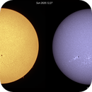 Sun in halfa & Calcium 2020.12.27,                                Alessandro Bianconi