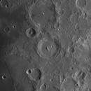Moon from Ptolemaeus via Alphonsus and Arzachel to Rupus Recta,                                Riedl Rudolf