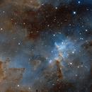 Heart Nebula - IC 1805 -  Melotte 15 - (SHO),                                  Andrea Alessandrelli