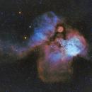 NGC2467 - Skull and Crossbones Nebula,                                Michel Lakos M.