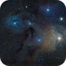 Rho Ophiuchi Interstellar Cloud & M4,                                KiwiAstro