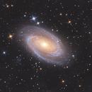 M81 - LRGB,                                Tsepo