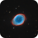 M57 - Barlow Test - No Guiding,                                Robert Eder