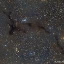 """Barnard 150 """"Seahorse nebula"""",                                Murtsi"""