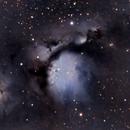 M78 LRGB,                                Drew Lanphere
